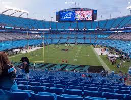 Bank Of America Stadium Section 228 Seat Views Seatgeek