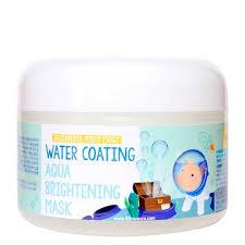 <b>Ночная маска</b> Elizavecca Water Coating Aqua Brightening Mask ...
