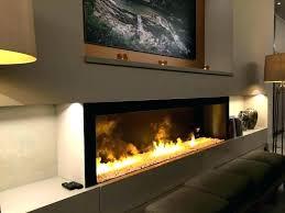 electric fireplace heater insert logs best modern flames wall mount electric