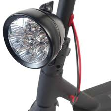 Xiaomi M365 Front Light For Xiaomi M365 Electric Scooter Headlights Retro Headlight