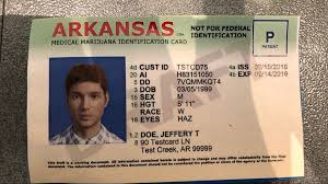Patients Arkansas Cards On Mail Thv11 The Way To Marijuana com In Official Medical