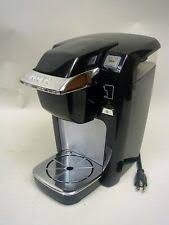Compare prices on nespresso coffee machine in kitchen & dining. Keurig B31 Mini Plus Coffee Maker Cobalt Blue For Sale Online Ebay