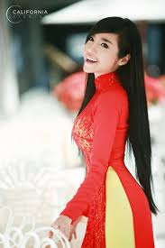 Image result for ao dai california images