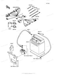 Fortable kawasaki bayou 185 wiring diagram photos electrical