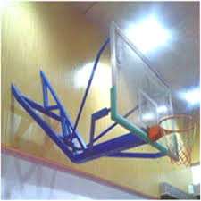 spalding basketball hoop wall mount custom