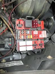 2005 2006 2007 ford f250 super duty fuse box underhood 6 8l image is loading 2005 2006 2007 ford f250 super duty fuse