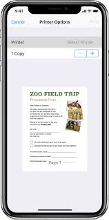 Ipad Airprint From To Use Your Print Touch Or Ipod Iphone Apple f6awq