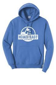 Homesteady Jurassic Pc78h Port Company Core Fleece Pullover Hoodie Parsons Designs Com