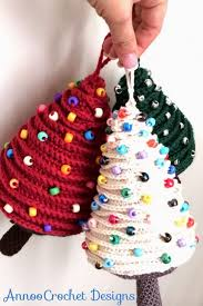 Crochet Christmas Tree Pattern Interesting Christmas Crochet Tree Pattern The Best Ideas The WHOot