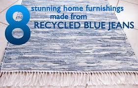 8 recycled denim designs for the home
