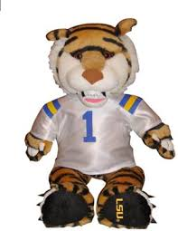 mike the lsu tiger mascot