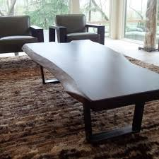 Image Dining Table Custommade Hand Crafted Walnut Live Edge Coffee Table By Woodrich Custommadecom