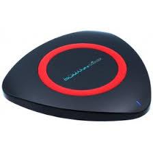 <b>Беспроводное</b> зарядное устройство <b>Qumann QWC</b>-<b>01</b> Red/Black ...
