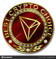 Tron Crypto Chart Best Crypto Choice Tron Stock Photo Maloha13 179103826