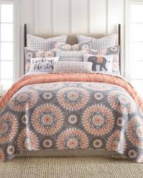 Designer Luxury Quilts & Quilt Sets For Less | Stein Mart & Oriana Medallion Luxury Quilt Collection Adamdwight.com