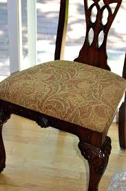 dining room chair pads room chair cushions ravishing reupholstering my dining room chairs tomato tango upholstering