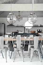 industrial kitchen lighting fixtures. asientos vintage de estilo industrial as es la esencia tolix shop it now kitchen lighting fixtures