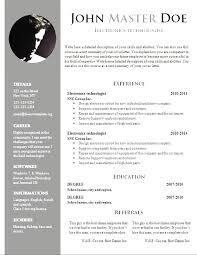 Resume Templates Word 2018 Amazing Ateneuarenyencorg Page 28 Of 28 Resume Template Ideas 28018