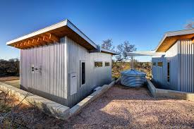tiny houses in texas. Four-couples-live-together-town-sustainable-homes-texas- Tiny Houses In Texas