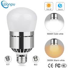 e27 e26 b22 motion sensor light dusk to dawn led lights bulb ac85 265v 12w automatic on off sensor light indoor outdoor security bulb led bulbs sensor