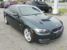 2007 Deep Green Metallic BMW 3 Series 335i Coupe #50870486 Photo ...