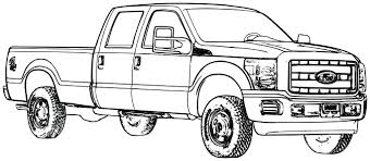 Colouring Pages Cars And Trucks L
