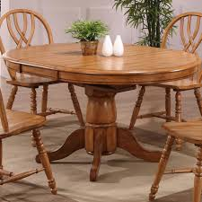 amazing design oval wood dining table heavenly dining room decoration using single pedestal dining table stunning