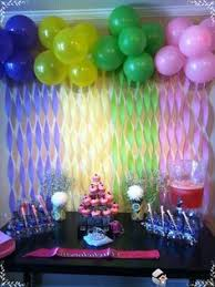 marvelous easy decoration for birthday party 9 according luxurious