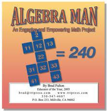 Algebra Man Conquers The Hundreds Chart
