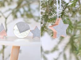 Do It Yourself Christbaumschmuck Aus Beton Bonny Und Kleid