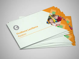 Early Years Day Care Business Card Template Mycreativeshop