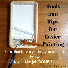 and what i thought would be most useful to others to make their paining experience more enjoyable these are my tools and tips for easier diy painting