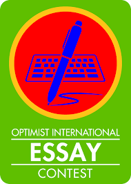 optimist international logos essay contest