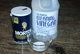 clean hard water stains from glass on shower five or free door cleaning