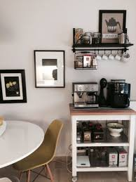 office coffee station. Wonderful Office Design Organized Coffee Station In Trendy Ideas Ikea Stations Furniture Full Size T