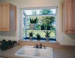 Garden Window Kitchen How To Decorate Your Garden Window Angies List