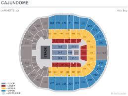 Louisiana Cajundome Seating Chart Kidz Bop World Tour Cajundome