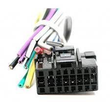 amazon com best kits panasonic 16 pin original head unit wiring best kits panasonic 16 pin original head unit wiring harness bhpan16a
