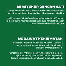 Empat Cara Bersyukur Kepada Allah Laz Al Hilal Lembaga Amil Zakat Infak Sedekah Bandung