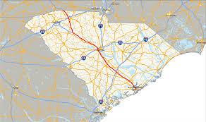 Interstate 26 in South Carolina