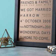 8th wedding anniversary gift bronze gift ideas bronze anniversary gifts my wife 19th wedding anniversary card