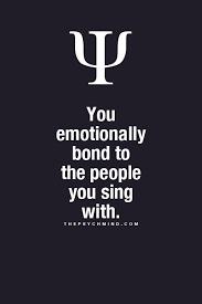 Bonding Quotes