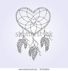 Heart Dream Catcher Tattoo Amazing Heart Dream Catcher Designs Tattoos Pinterest Dream Catchers