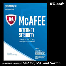 1 device 1 year mcafee internet security 2018 for 1 device 1