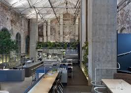 Interior Designer Melbourne Amazing Design Office Converts Disused Power Station Into Restaurant In