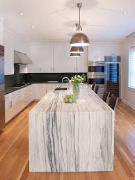 view in gallery marble kitchen island 36 marbled countertops to ignite your kitchen revamp
