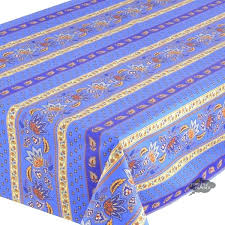 french country tablecloths rectangular blue cotton coated french country tablecloth i dream of french country tablecloths french country tablecloths