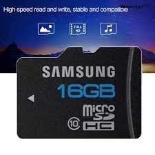 Thẻ Nhớ Micro Tf Tốc Độ Cao 2 / 4 / 8 / 16 / 32 / 64gb 50mb / S chính hãng  119,900đ