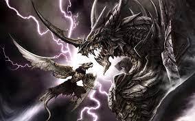 Lightning Dragon Wallpapers - Wallpaper ...