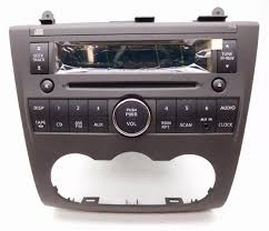 bose portable cd player. new oem nissan altima radio stereo cassette cd player w/o bose face id py12g bose portable cd